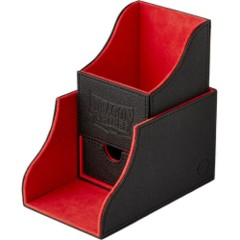 Dragon Shield - Nest Box Plus - Black & Red